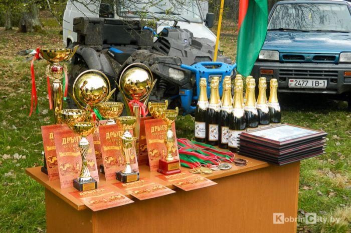 Победители джип триала «Дахловские Болота 2017»