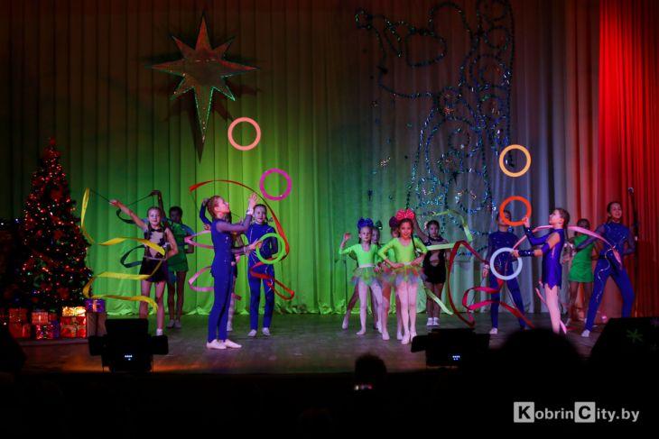 Рождественский концерт в Кобрине 2020