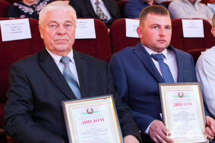 День работников сельскогохозяйстваиперерабатывающейпромышленности АПК. Кобрин 2019
