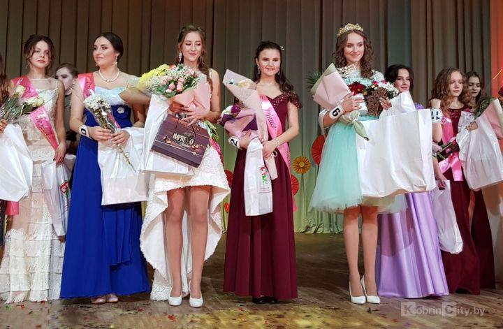 В Кобрине выбрали «Королеву Осень-2019»